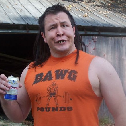 His Name is Ronnie. He Drinks Hamms. He Still Wears a Mullet.
