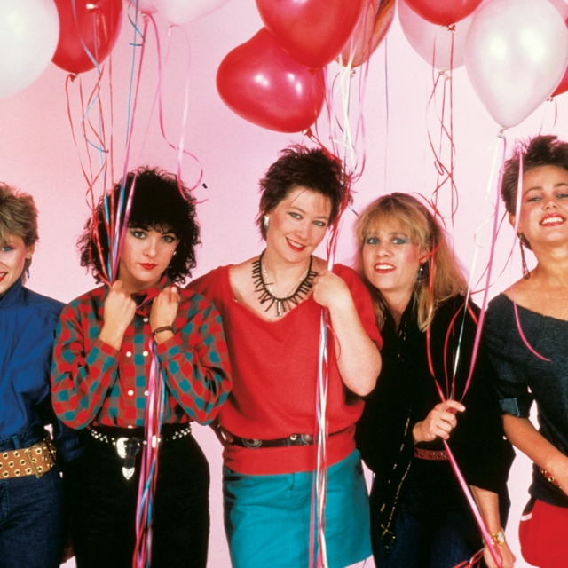 We Got The Beat:  8 Hours Of Party Songs Of The '80s