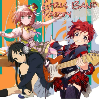 Girls Band Party!