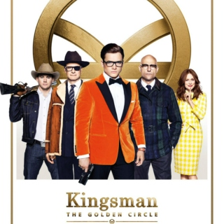 Songs from Kingsman: The Golden Circle