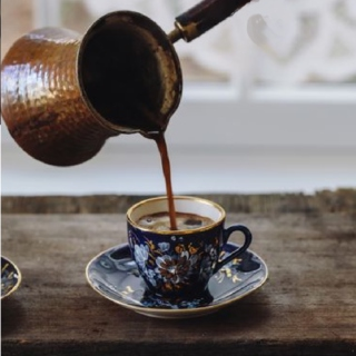 Turkish Coffee!