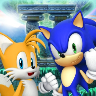 SONIC THE HEDGEHOG ANNIVERSARY PACKAGE PART 4 EPISODE 2