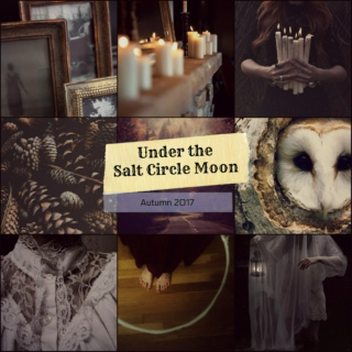 Under the Salt Circle Moon