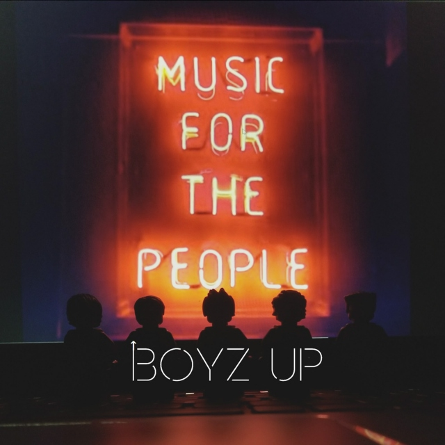 Boyz Up - Music for the People (EP)