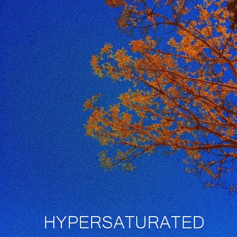 hypersaturated