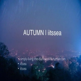 AUTUMN | iitssea