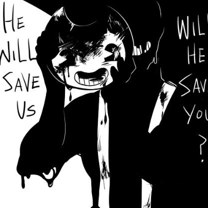 Bendy and the ink machine Chapter 2