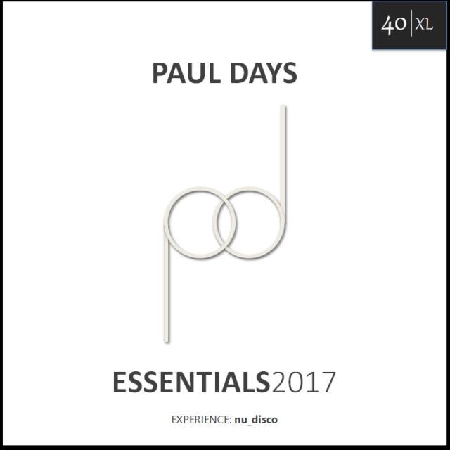 Paul Days - Essentials 2017 [Nu-Disco]