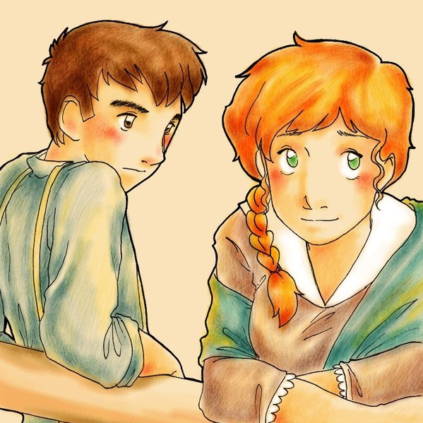 The Story of Anne Shirley and Gilbert Blythe