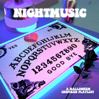 NIGHTMUSIC: Halloween Mix by Female Artists