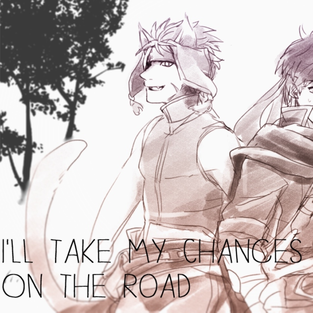 I'll Take My Chances On The Road