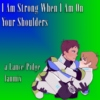 I Am Strong When I Am On Your Shoulders: a Lance/Pidge fanmix