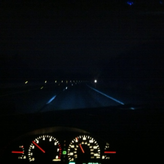 late night roadtrip