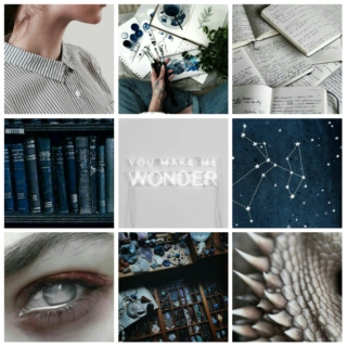 HORNED SERPENT//RAVENCLAW