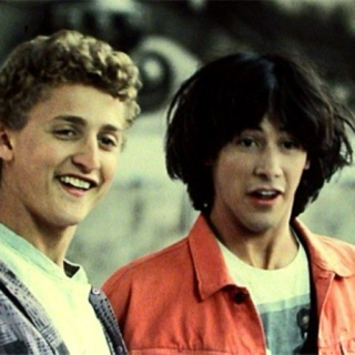Bill and Ted's Excellent Mixtape