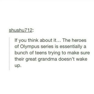 The Heroes Of Olympus // Fanmix