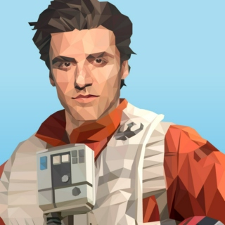 Poe Dameron: You're a Shining Star
