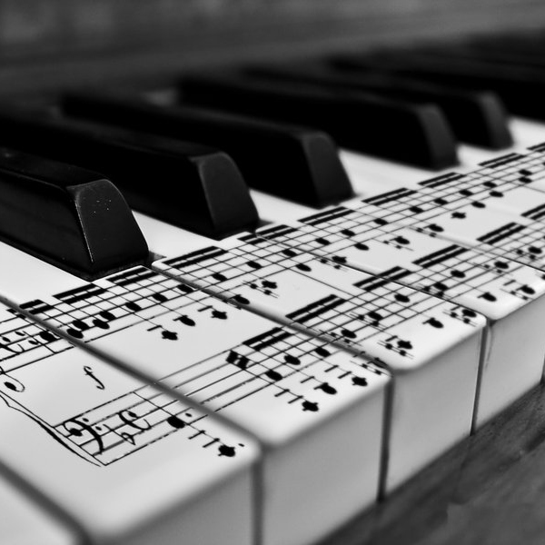 In The Key Of Piano