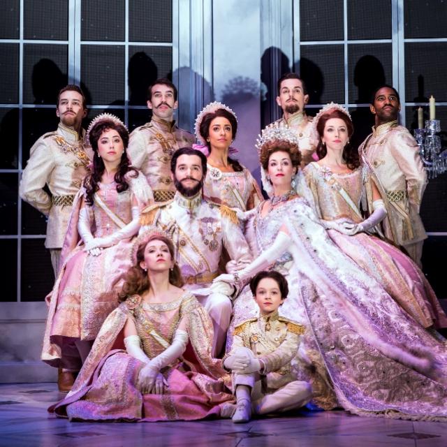The Broadway Web: Royalty