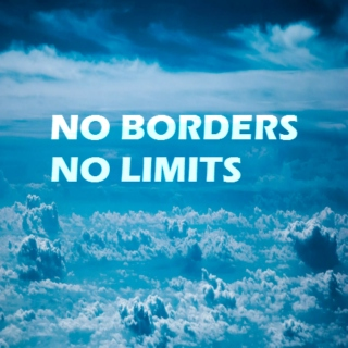 NO BORDERS, NO LIMITS
