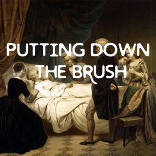 Putting Down the Brush