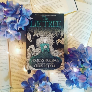 """""""Girls were not supposed to be hungry. They were supposed to nibble. But it was not enough""""   The Lie Tree"""