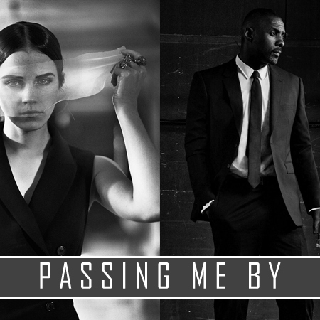 passing me by