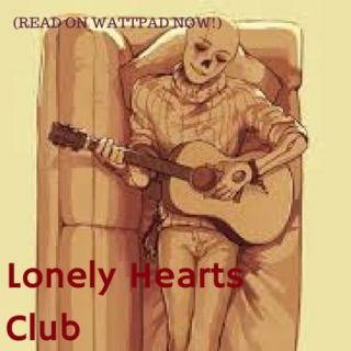 Lonely Hearts Club - A Wattpad Fan-Fiction Mix
