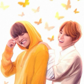 I Really Treasure You || VMIN
