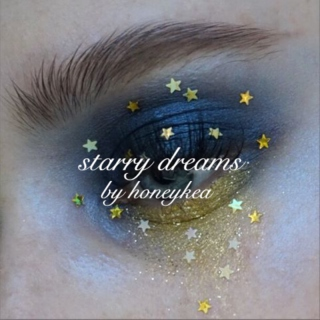 modern vintage/ starry dreams