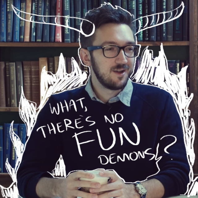 there's no FUN demons?