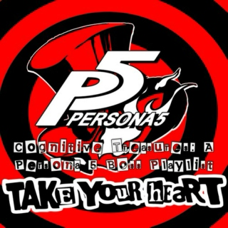 Cognitive Treasures: A Persona 5 Boss Playlist