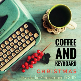 Coffee and Keyboard Christmas