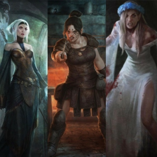 Heroines of Ferelden