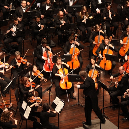 classical and symphony music