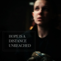 hope is a distance unreached