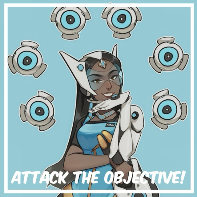 attack the objective!