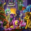 A Very Merry Hearth's Warning (MLP/Brony Christmas Mix)