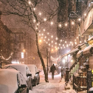 """it's too cold outside, for angels to fly"" // winter playlist"