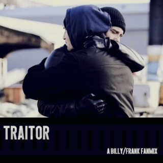 Traitor. [Billy Russo/Frank Castle]