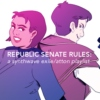 republic senate rules - a synthwave exile/atton playlist
