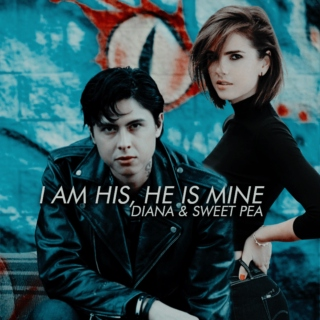 Diana + Sweet Pea || I Am His, He Is Mine