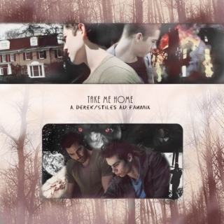 Take Me Home (A Derek/Stiles AU)
