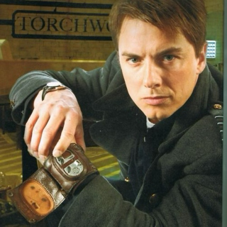 jack harkness being a queen