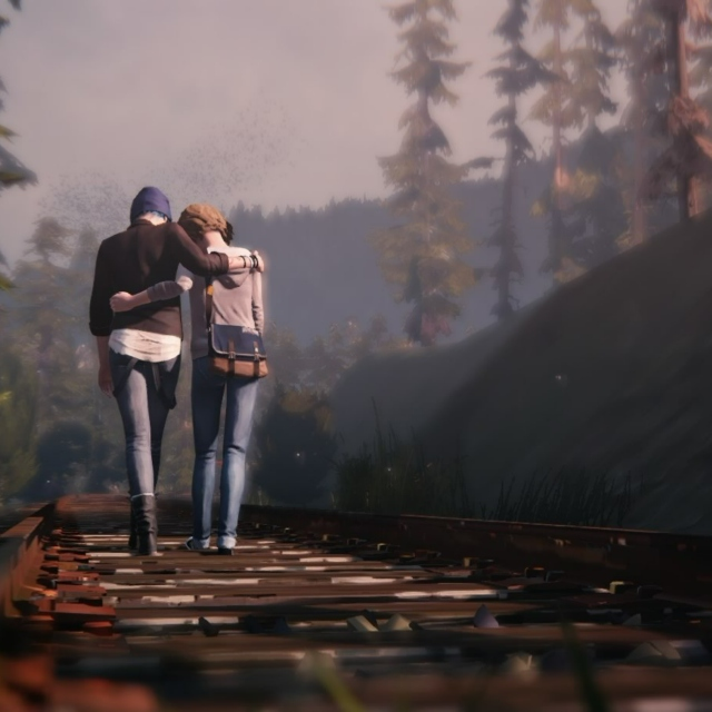 I'm Never Leaving You ~ A Pricefield Mix (Life Is Strange)