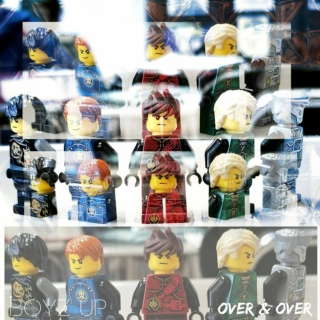 Boyz Up - Over and Over (Deluxe)