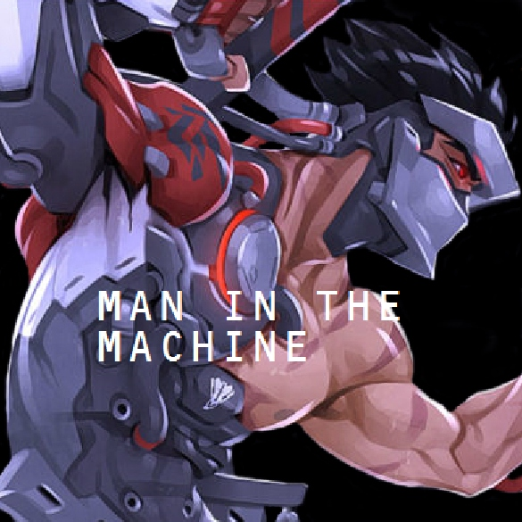 Man In The Machine