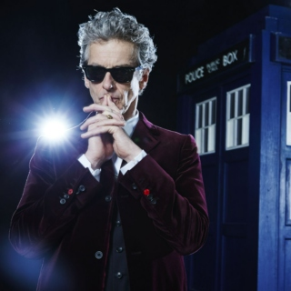 i was supposed to do great things // a twelfth doctor mix (pt. ii)