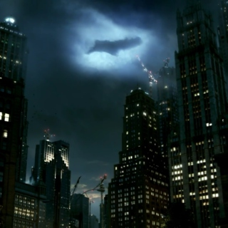 The Weather Weclome to Gotham