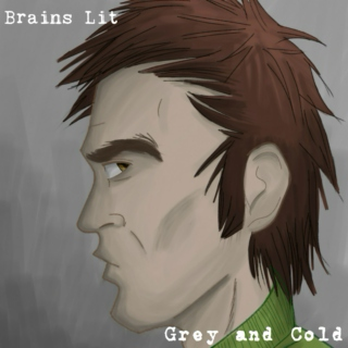 Brains Lit Grey and Cold
